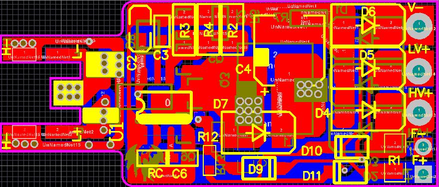 LED驱动电源IC