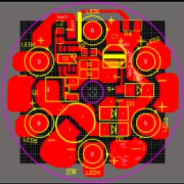 车灯IC_可调节升降压型汽车前大灯车灯IC的详细信