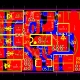 供应AP2402三功能切换模式带过温保护车灯IC