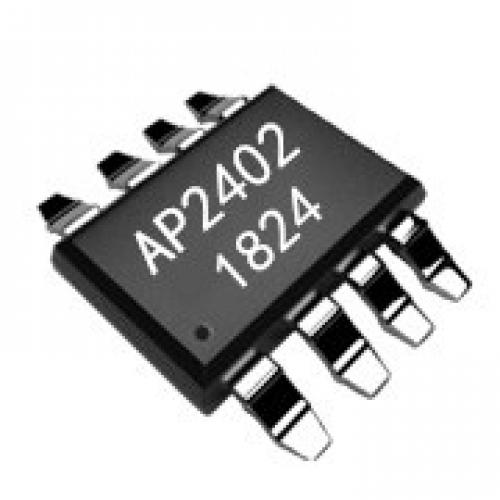 三功能降压恒流AP2402_内置MOS管高低亮爆闪